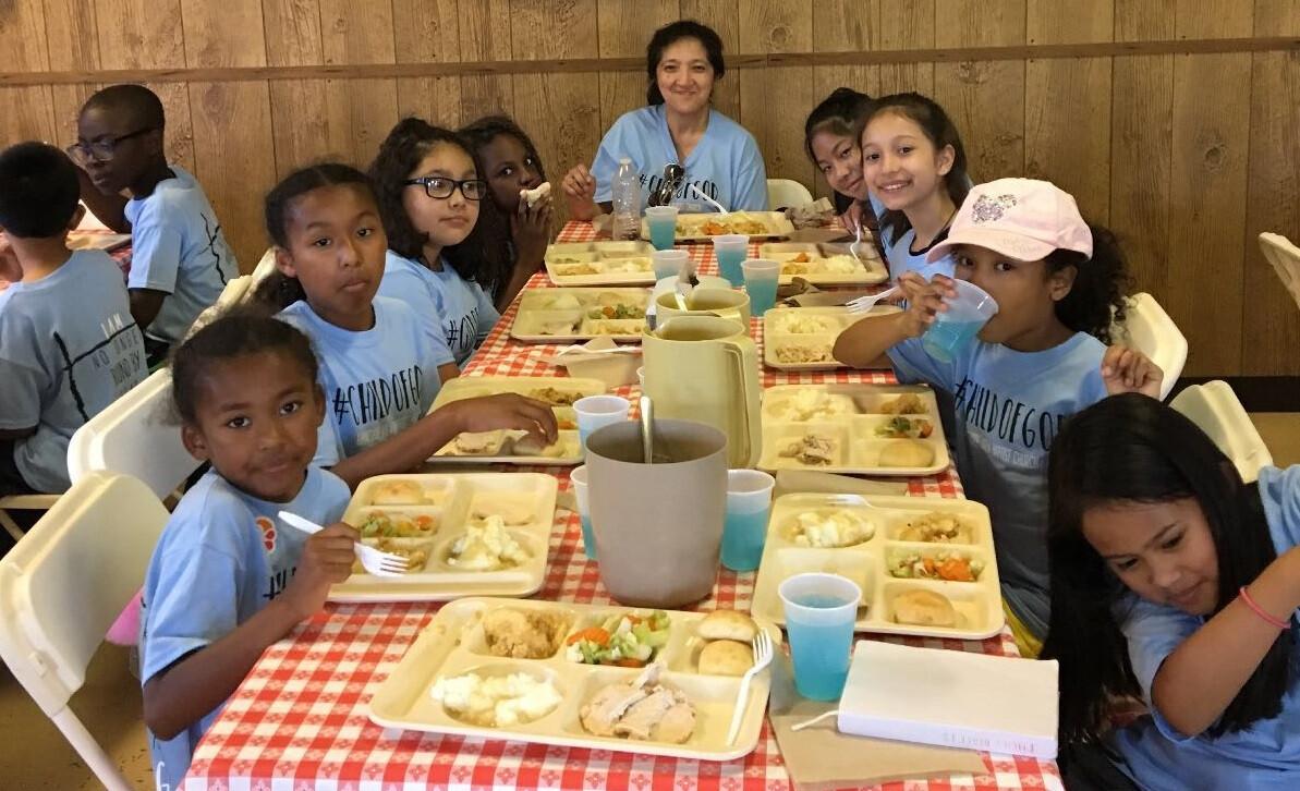 HVBC Bill Rice Ranch Junior Camp